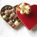 Luxury Mixed Chocolate Heart Gift Box