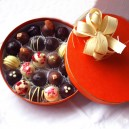 Luxury Mixed Chocolate Truffle Gift Box